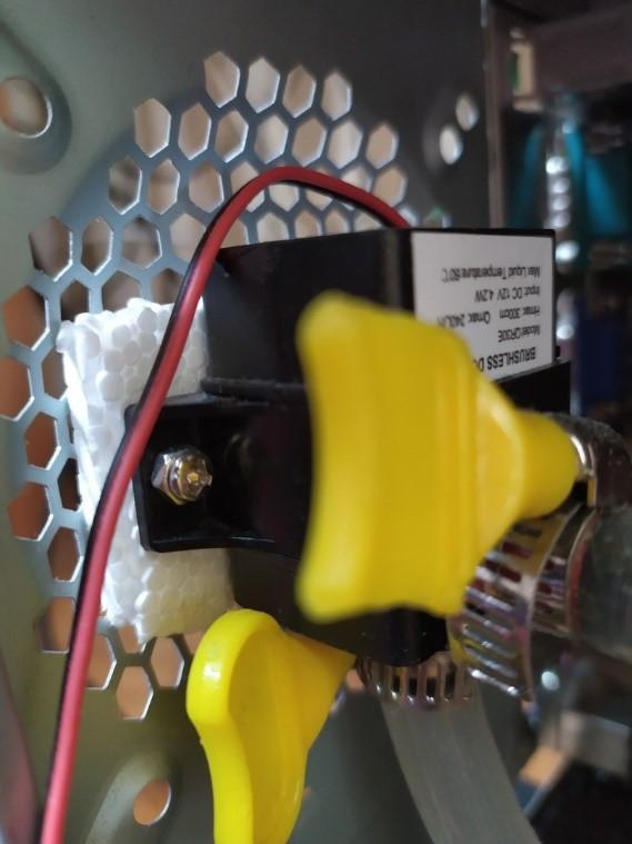 способ уменьшения шума при работе помпы